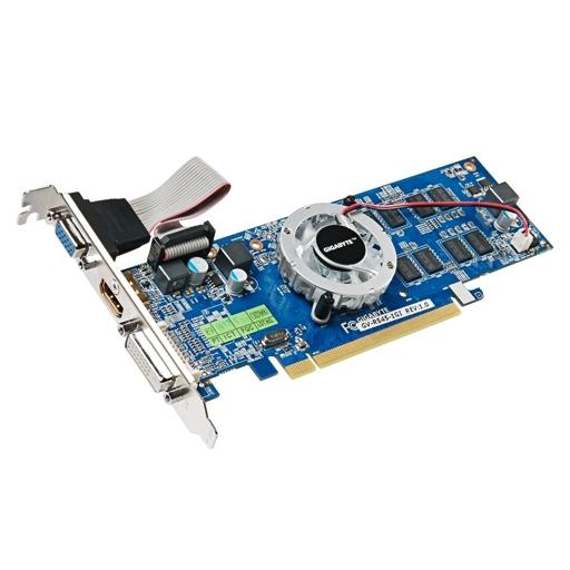Видео карта Gigabyte AMD Radeon HD 5450 1GB DDR3 - Йон ...: http://www.ioncomputers.bg/product/1705/gigabyte-radeon-hd-5450-1gb.html