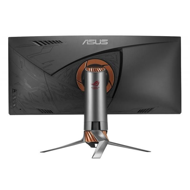 "Геймърски монитор 34"" Asus ROG Swift Curved PG348Q G-Sync"
