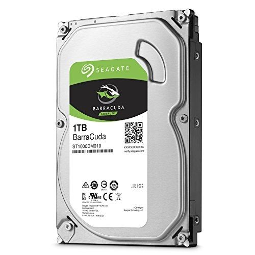 "1TB 3.5"" Seagate Barracuda"