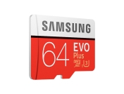 Карта памет Samsung 64GB MicroSD card EVO+ series with Adapter