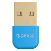 Orico блутут адаптер Bluetooth 4.0 USB adapter, blue - BTA-403-BL