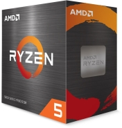 Процесор AMD RYZEN 5 5600X 3.7GHz AM4 BOX с Wraith Stealth Cooler