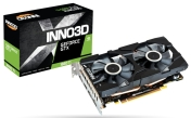 Видео карта Inno3D GeForce GTX 1660 Ti Twin X2 6GB - N166T2-06D6-1710VA15