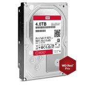 HDD 4TB SATAIII WD Red PRO 7200rpm 128MB for NAS and Servers (5 years warranty)