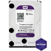 HDD 4TB SATAIII WD Purple 64MB for DVR/Surveillance (3 years warranty)