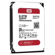 HDD 8TB SATAIII WD Red PRO 7200rpm 128MB for NAS and Servers (5 years warranty)