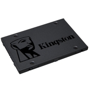SSD диск Kingston SSD 120GB A400 SATA3 2.5 SSD (7mm height), , TBW: 40TB, EAN: 740617261196