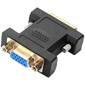 Speedlink VGA to DVI Adapter, Gold-plated contacts, HQ