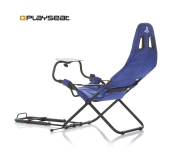 Геймърски стол Playseat Challenge Playstation Edition, Син
