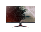 "Acer Nitro VG220Qbmiix, 21.5"" Wide IPS LED, Anti-Glare, ZeroFrame, FreeSync, 75Hz, 1ms, 100M:1, 250 cd/m2, FHD 1920x1080, VGA, 2xHDMI, Speakers 2Wx2, Audio in/out, Acer Display Widget, Black"