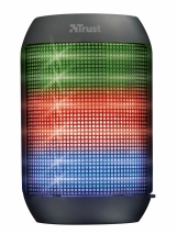 Безжична колонка Trust Ziva Wireless Bluetooth Speaker with party lights