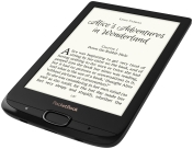 "eBook четец PocketBook Basic Lux 2 PB616, 6"", черен"