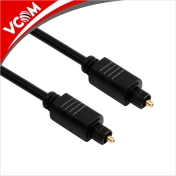 Оптичен аудио кабел Vcom Digital Optical Cable TOSLINK - CV905-1.8m
