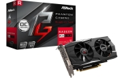 Видео карта ASROCK Phantom Gaming D Radeon RX 580 OC 8GB
