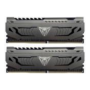 RAM памет Patriot 16GB (2x8GB) 3200MHz Viper Steel - PVS416G320C6K