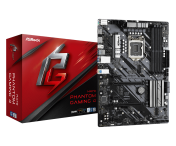 Дънна платка AsRock H470 PHANTOM GAMING 4, LGA1200