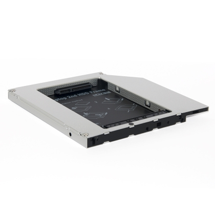 OEM Чекмедже Laptop Caddy 9.5mm за втори HDD/SSD