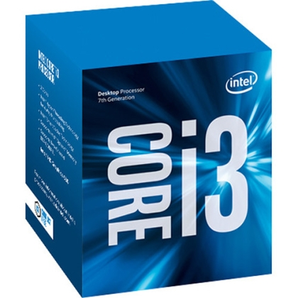 Процесор Intel Core i3-7100 (3 MB Cache, 3.90 GHz) LGA1151 Kaby Lake