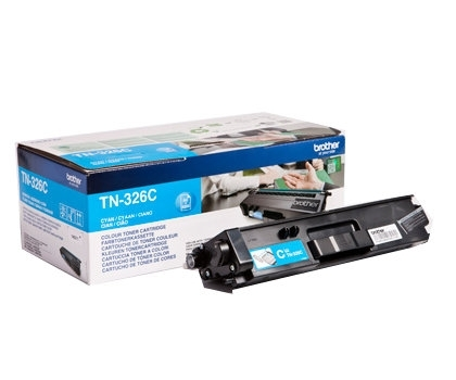 Brother TN-326C Toner Cartridge High Yield