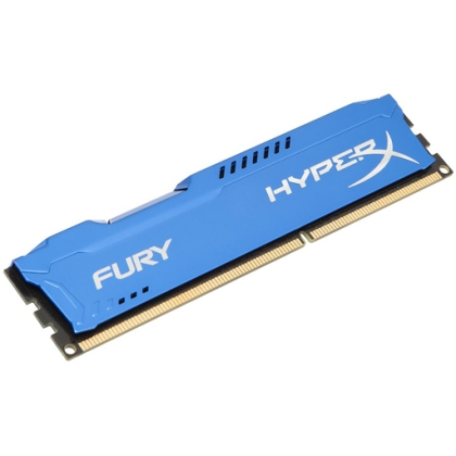 RAM памет 8GB DDR3 1600 Kingston HyperX FURY