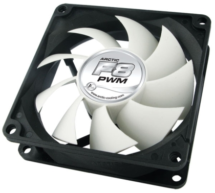 Arctic Arctic Fan F8 PWM PST - 80mm/700-2000rpm