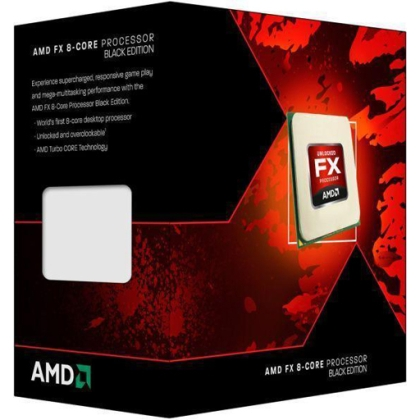 Процесор AMD FX-8350 (8 MB Cache, 4.0 GHz) AM3+