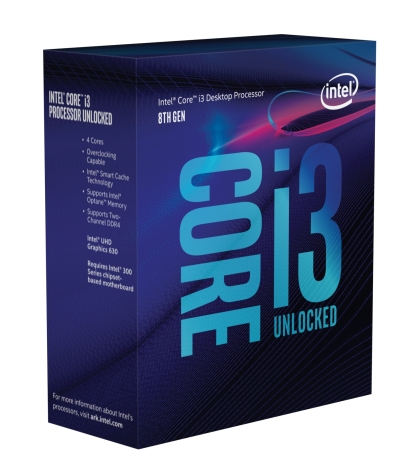I3-8350K 4GHZ/8MB/1151/BOX