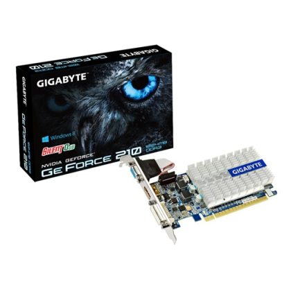 Gigabyte GeForce GT 210 SL 1GB