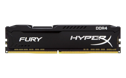 RAM памет Kingston HyperX Fury 8GB DDR4 PC4-23400 2933Mhz CL17 HX429C17FB2/8