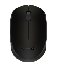 Logitech B170 Wireless Mouse Black, OEM