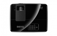 BenQ MS506, DLP, SVGA (800x600), 13 000:1, 3200 ANSI Lumens, VGA, Speakers, 3D Ready