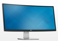 "Монитор Dell U3415W, 34"" Curved LED, IPS Panel Anti-Glare, UltraSharp, 5ms, 2000000:1 DCR, 300 cd/m2, 3440x1440, Speakers, HDMI, MHL, DisplayPort, USB3.0 Hi-Speed Hub, Height Adjustable, Pivot, Swivel, Black"