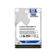 "Хард диск 750GB 2.5"" Western Digital Blue WD7500BPVX"