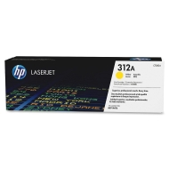 HP 312A Yellow Original LaserJet Toner Cartridge