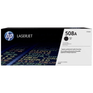 HP 508A Black Original LaserJet Toner Cartridge (CF360A)