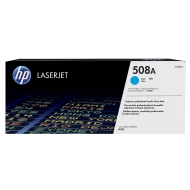 HP 508A Cyan Original LaserJet Toner Cartridge (CF361A)