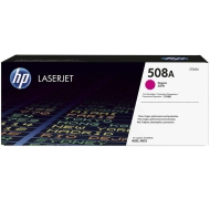 HP 508A Magenta Original LaserJet Toner Cartridge (CF363A)
