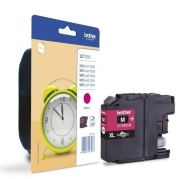 Brother LC-125 XL Magenta Ink Cartridge for MFC-J4510DW