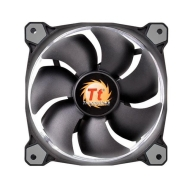 Вентилатор THERMALTAKE  Riing 14 LED, Бял