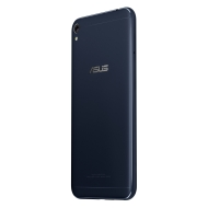"Asus ZenFone Live ZB501KL, Dual Sim, 5"" IPS LCD (1280x720) Touch, Qualcomm MSM8916 Quad-Core 1.2Ghz , 5MP Cam/13MP, 2GB LPDDR3, 16GB eMMC, Micro SD up to 128GB (uses SIM 2 slot), Wi-Fi 802.11 b/g/n, BT 4.0 (2650mAh), Android 6.0, Navy Black"