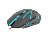 Fury Gaming COMBO THUNDERSTREAK 4-in-1 Keyboard, Mouse, Headset, Mousepad - NFU-0938