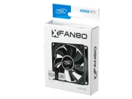 DeepCool Fan 80mm Xfan 80 - 1800rpm