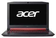 "Acer Aspire Nitro 5, Intel Core i7-7700HQ (up to 3.80GHz, 6MB), 15.6"" FullHD (1920x1080) IPS Anti-Glare, HD Cam, 8GB DDR4, 1TB HDD, nVidia GeForce GTX 1050 4GB DDR5, 802.11ac, BT 4.0, Backlit Keyboard, Linux, Black"