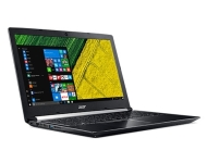 "Acer Aspire 7, Intel Core i7-7700HQ (up to 3.80GHz, 6MB), 17.3"" FullHD (1920x1080) Anti-Glare, HD Cam, 8GB DDR4, 1TB HDD, nVidia GeForce GTX 1050 2GB DDR5, 802.11ac, BT 4.0, Backlit Keyboard, Linux, Black"