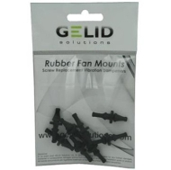 RUBBER FAN MOUNTS Anti-Vibration KIT