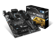 MSI B250 PC MATE / 1151