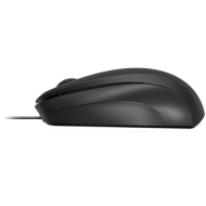 Speedlink LEDGY Mouse - wired, 3-button mouse,Ergonomic shape for right-handed use, 900dpi optical sensor, Cable: 1.3m, black-black