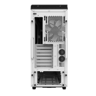 Кутия NZXT H440 White/Black + Window, Mid tower