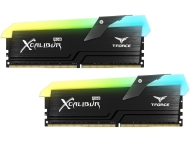 Памет Team Group T-FORCE XCALIBUR RGB DDR4, 16GB(2x8GB), 3600 MHz CL18-20-20-44, 1.35V