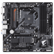 Дънна платка GIGABYTE B450 AORUS M Socket AM4, 4 x DDR4, rev. 1.0